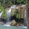 エラワンの滝へ直行
