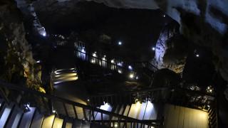 天国の洞窟